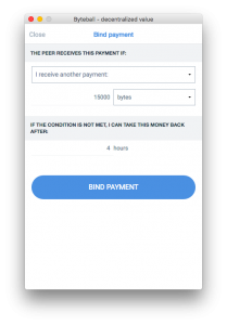 Conditional payments on Byteball - one of the best DAG coins