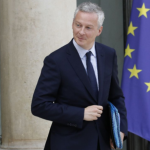 France cryptocurrency regulations finance minister